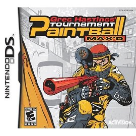 Nintendo DS Greg Hastings' Tournament Paintball Max'd