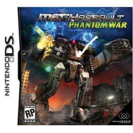 Nintendo DS Mech Assault