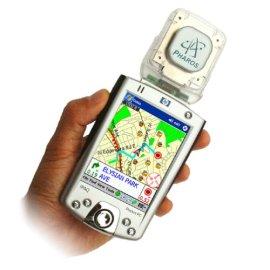 Pharos PF080 Pocket GPS Navigator Cfppc Navigation Software Us Maps Pwr