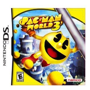 Nintendo DS PAC MAN WORLD 3