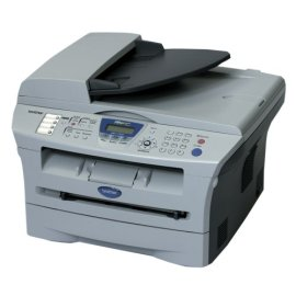 Brother MFC-7420 5-in-1 Monochrome Laser Multifunction