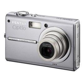 Pentax Optio T10 6MP Digital Camera with 3x Optical Zoom