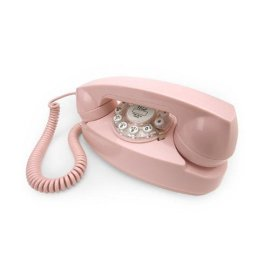 Crosley 1960's Princess Phone - Pink