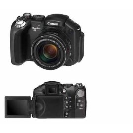 Canon PowerShot Pro series S3 IS 6MP with 12x Image Stabilizer Zoom