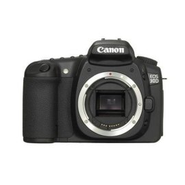 Canon EOS 30D 8.2MP Digital SLR Camera (Body only)