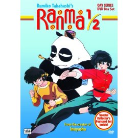 Ranma 1/2: OVA Series Box Set