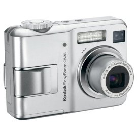 Kodak EasyShare C533 5MP Digital Camera with 3x Optical Zoom
