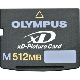 Olympus xD M Type  512MB Picture Card, Panorama Function