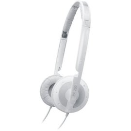 Sennheiser PX 200W Collapsable High Performance Closed Headphones - White