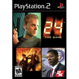 PS2 24: The Game
