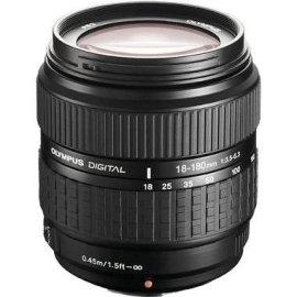 Olympus 18-180mm f/3.5-6.3 Zuiko Lens for E Series DSLR Cameras