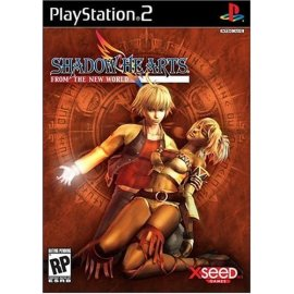 PS2 Shadow Hearts: From the New World