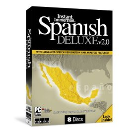 Instant Immersion Spanish Deluxe 2.0