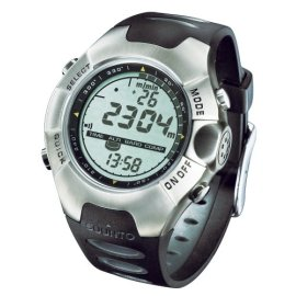 Suunto X6 Wrist-Top Computer Watch with Altimeter, Barometer