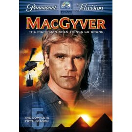 MacGyver - Season Five