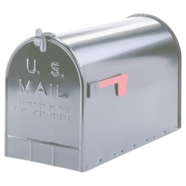 Deluxe No. T3 Rural Mailbox