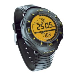 Suunto Altimax Wristop Computer Watch with Barometer and Altimeter