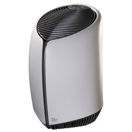 Honeywell HFD-130 Tower HEPA Air Purifier with Permanent IFD Filter - Ivory