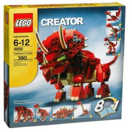 LEGO Make & Create LEGO Creator ¦ Creator: Prehistoric Power (4892)