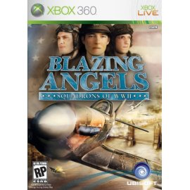 XB360 Blazing Angels Squadrons of WWII
