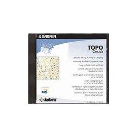 Garmin 010-10469-00 Software, Topo Canada, Mapsource
