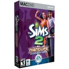 Sims 2: Nightlife (DVD-Rom) (Mac)
