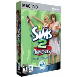 Sims 2 University (Mac)