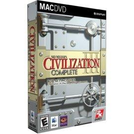 Sid Meier's Civilization 3 Complete (Mac) (DVD-Rom)