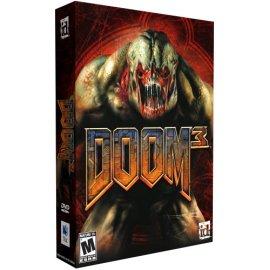 Doom 3 (DVD) (Mac)