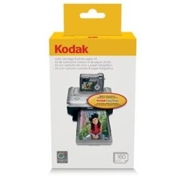 Kodak PH160 Media Cartridge for Kodak EasyShare Printer Docks - PH-160 - 160 Print Media Package