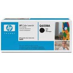 HP BLK PRINT CART COL-LASERJET 2600 SERIES ( Q6000A )
