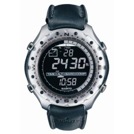 Suunto X-Lander with Altimeter, Barometer, and Compass (Black, Negative Face) #SS012197310