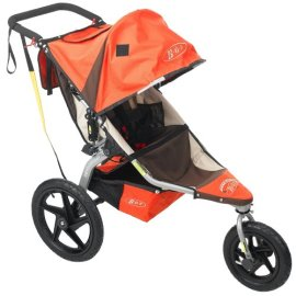 BOB Revolution Stroller Single - Mesa Orange