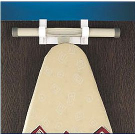 Ironing Board Holder - (White)