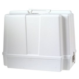 Brother 5300 Universal Sewing Machine Carrying Case - White