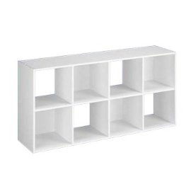 Cubicles 8 Cube - White