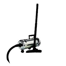 MetroVac Stainless Steel/Chrome Canister Vac - OV4PNHSF