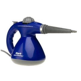 Euro-Pro Shark Super Steamer - blue