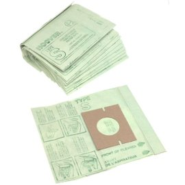 Hoover Type S Futura/Spectrum Vacuum Cleaner Replacement Bags, Package of 10