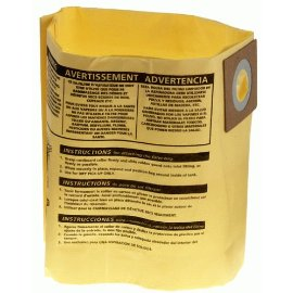 Shop-Vac 906-71-00 High Efficiency Collection Bag/ 5-8 Gal. (2 pk.)