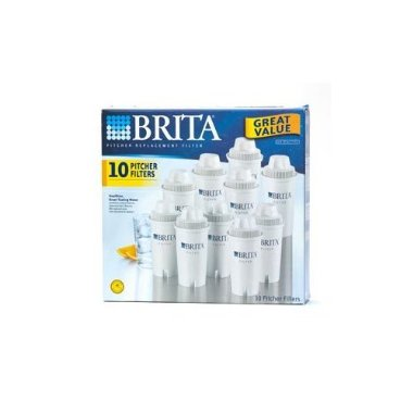 Brita Pitcher Replacement Water Filters - 10 Pack