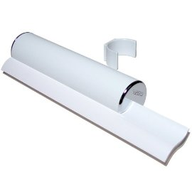 Cleret Elite - Bath Squeegee - White/Chrome