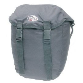 Delta Compact Bicycle Panniers (1 Pair)