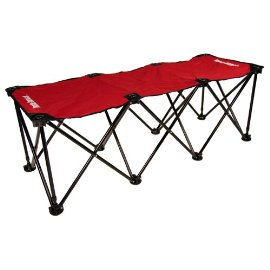 Insta-bench 3-Seater (Red)