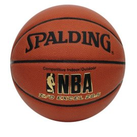 Spalding 64-452 Official NBA Zi/O Excel Basketball (28.5)