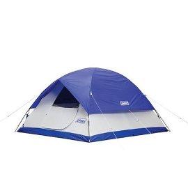 Coleman SunDome 6-Person 2-Room Dome Tent  sc 1 st  GoSale.com & Coleman SunDome 6-Person 2-Room Dome Tent | GoSale Price ...