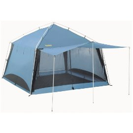 Eureka Northern 12' x 12' Breeze Screen House with Awning