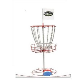 Pacific Outdoors Disc Golf Goal with 3 Discs