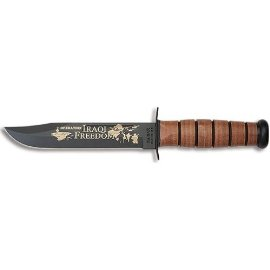 Ka-Bar 2-9127-2 Operation Iraqi Freedom Knife - Army Version