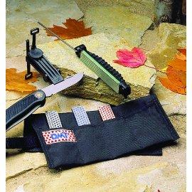 DMT  AKEFCX  Deluxe Aligner Diamond Knife Sharpening Kit